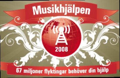 Musikhjälpen 2008