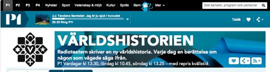 Världshistorien