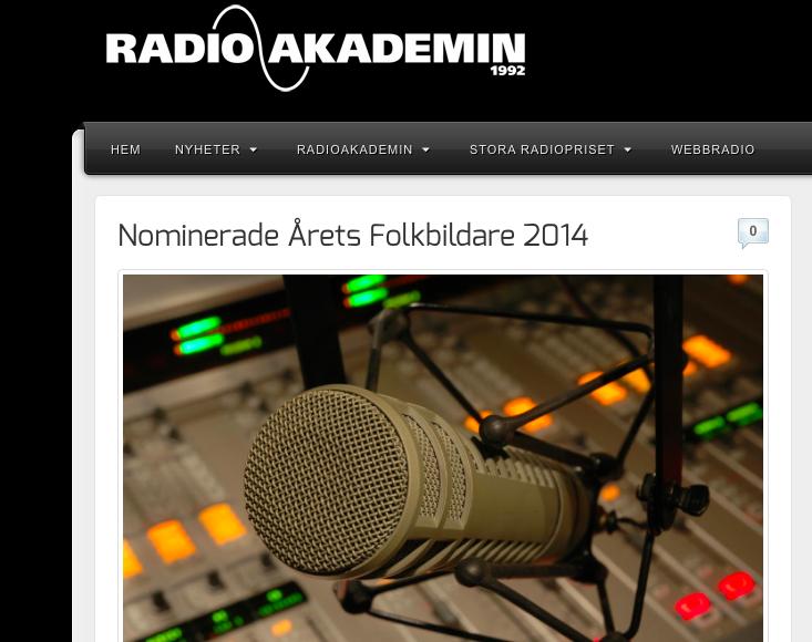 Radioteatern ger nyheter och sex