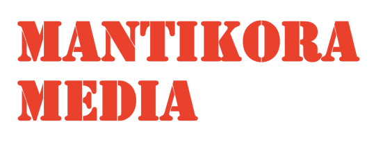 Mantikora Media Logotyp