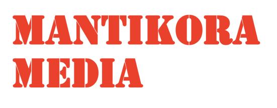Mantikora Media Logotyp
